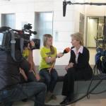 Interview mit Bundesministerin Ursula von der Leyen
